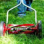 American Lawn Mower 1204-14<br>Hand Reel Mower with 3 Blades