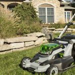 EGO Power+ Cordless<br>56V Lithium-ion Lawn Mower