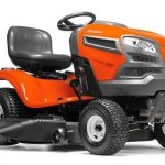 Husqvarna YTH24V48 Yard Tractor with Headlights