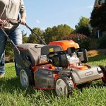 Husqvarna 961450021 HU800AWDH<br>Hi-Wheel Mower with All Wheel Drive