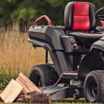 Raven MPV7100 Hybrid<br>Riding Lawnmower with Removable Deck