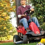 Troy-Bilt 420cc OHV Premium 30-Inch<br>Neighborhood Riding Lawn Mower