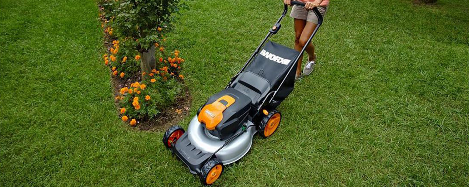 Worx Wg772 56v 3 In 1 Lawnmower Review Cordless And Powerful