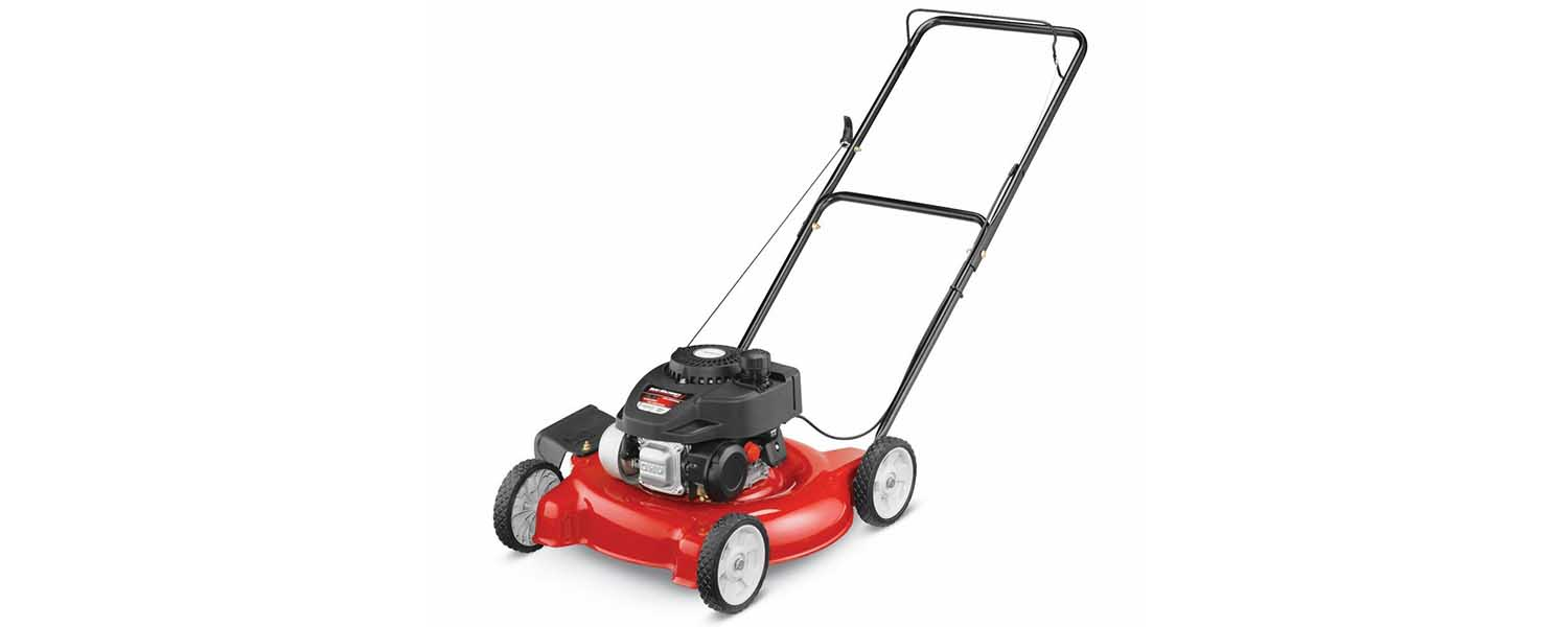 Yard Machines 140cc 20 Inch Lawnmower Review Entry Level Gas Mower